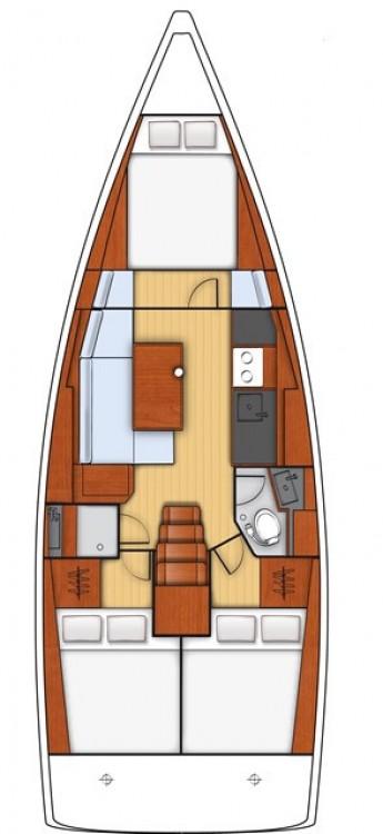 Segelboot mieten in Cannigione zum besten Preis
