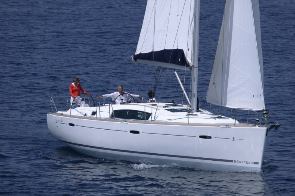 Segelboot mieten in Follonica - Bénéteau Oceanis 43