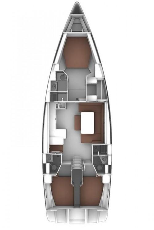 Segelboot mieten in Marmaris Yacht Marina A.Ş zum besten Preis