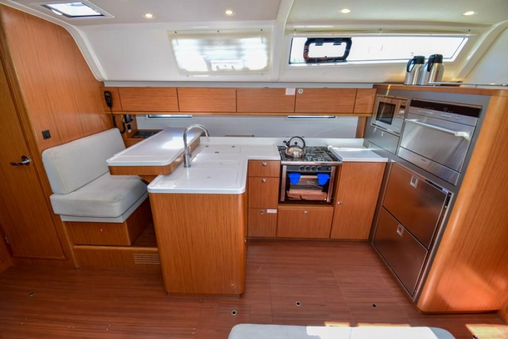Bootsverleih Marmaris Yacht Marina A.Ş günstig Bavaria Cruiser 51 - 3 cab.