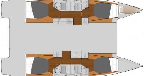 Bootsverleih Marmaris günstig Astrea 42