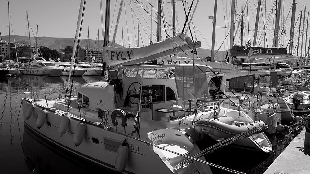Katamaran mieten in Peloponnese - Lagoon Lagoon 380