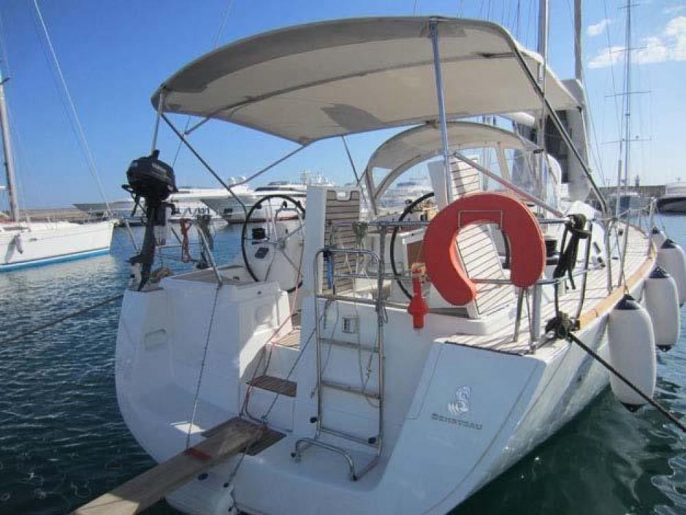 Segelboot mieten in Peloponnese - Bénéteau Oceanis 43