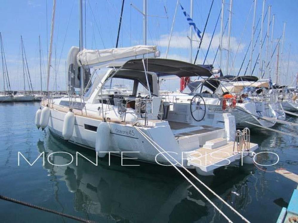 Segelboot mieten in Peloponnese - Bénéteau Oceanis 45
