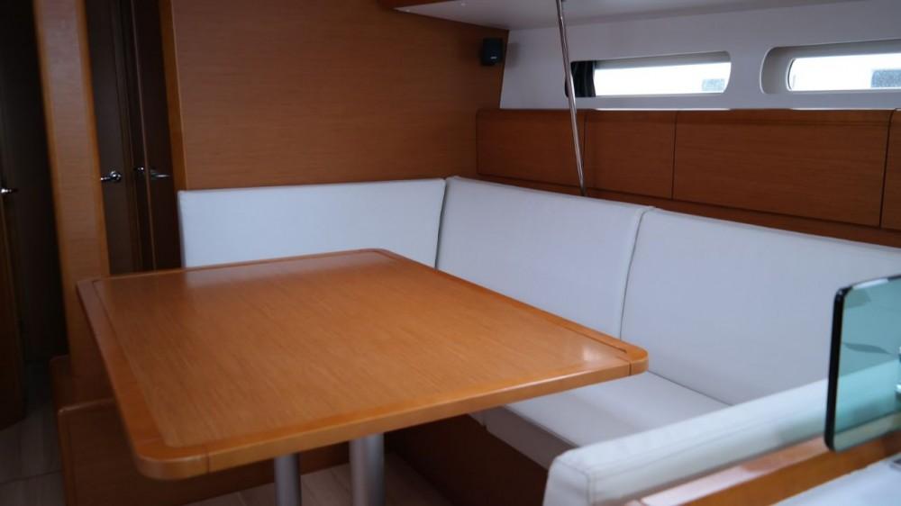 Bootsverleih Korfu günstig Sun Odyssey 449