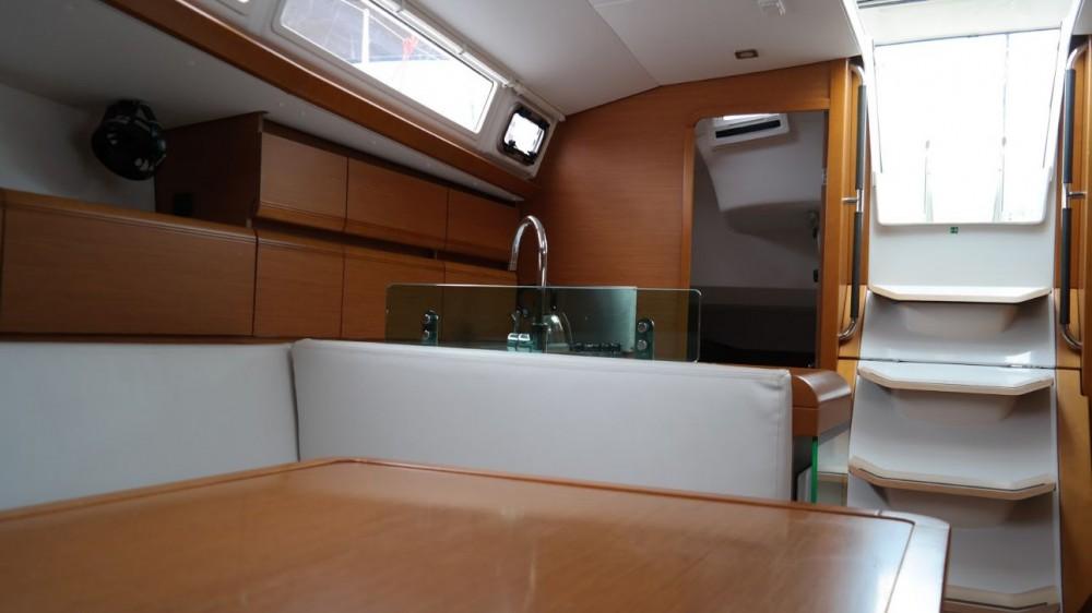 Yacht-Charter in Korfu - Jeanneau Sun Odyssey 449 auf SamBoat