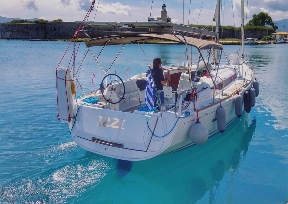Bootsverleih Jeanneau Sun Odyssey 419 Lefkada Samboat
