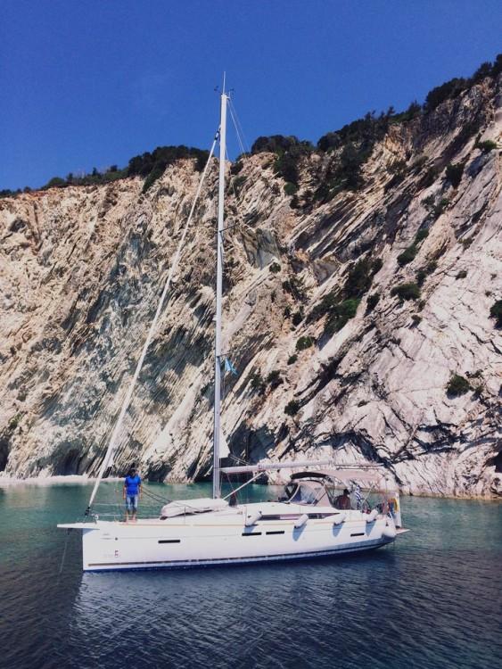 Segelboot mieten in Lefkada - Jeanneau Sun Odyssey 419