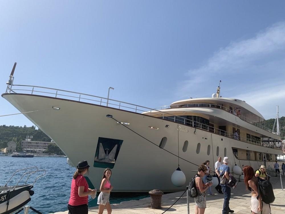 Yachten mieten in Kroatien - Custom Made Swallow