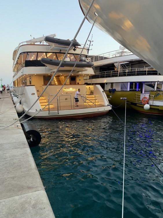 Custom Made Swallow zwischen Privatpersonen und professionellem Anbieter Kroatien