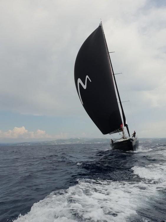 More Boats More 55 zwischen Privatpersonen und professionellem Anbieter Seget Donji