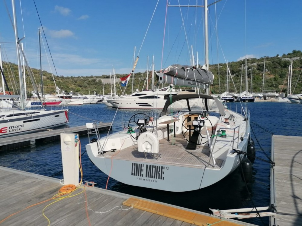 Ein More Boats More 55 mieten in Seget Donji