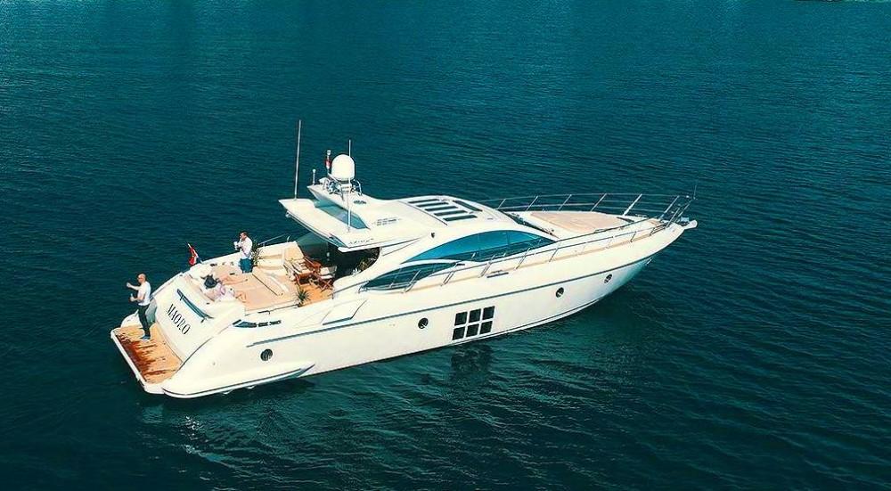 Yachten mieten in Split - Azimut-Benetti-Yachts Azimut 68 - 3 + 1 cab.