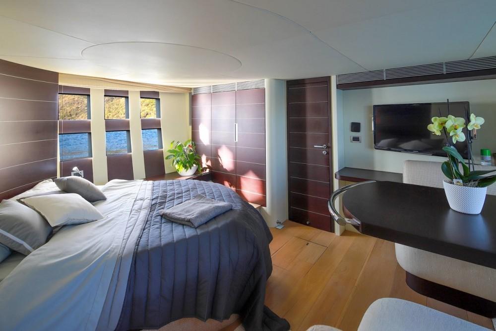 Yacht-Charter in Split - Azimut-Benetti-Yachts Azimut 68 - 3 + 1 cab. auf SamBoat