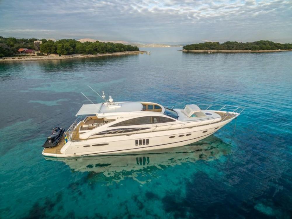Motorboot mieten in Split - Princess-Yachts Princess V65 - 3 cab.