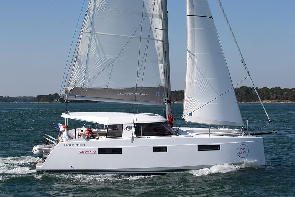 Yacht-Charter in Portocolom - Nautitech Rochefort Nautitech 40 Open - 4 cab. auf SamBoat