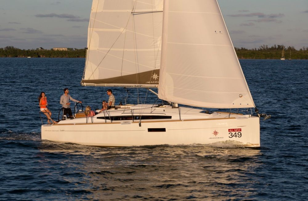 Segelboot mit oder ohne Skipper Jeanneau mieten in Portocolom