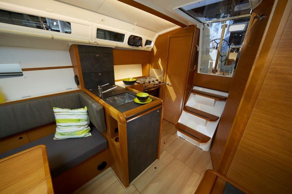 Segelboot mieten in Portocolom - Jeanneau Sun Odyssey 349