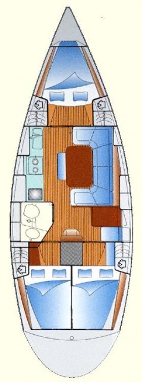 Segelboot mit oder ohne Skipper Bavaria mieten in Peloponnese