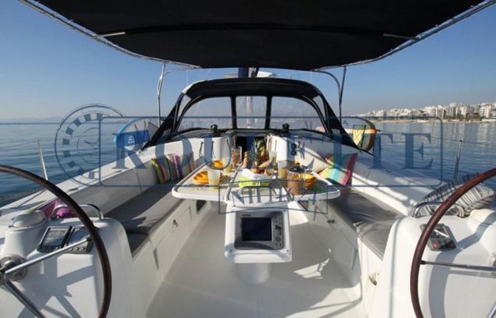 Bénéteau Cyclades 50.5 - 5 + 1 cab. zwischen Privatpersonen und professionellem Anbieter Peloponnese