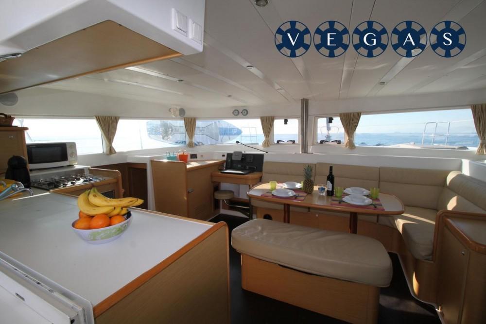 Bootsverleih Lagoon Lagoon 420 - 4 cab. Peloponnese Samboat