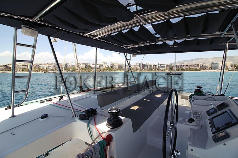 Katamaran mit oder ohne Skipper Lagoon mieten in Peloponnese