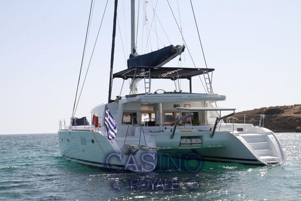 Bootsverleih Lagoon Lagoon 500 - 5 + 1 + 1 cab. Péloponnèse Samboat