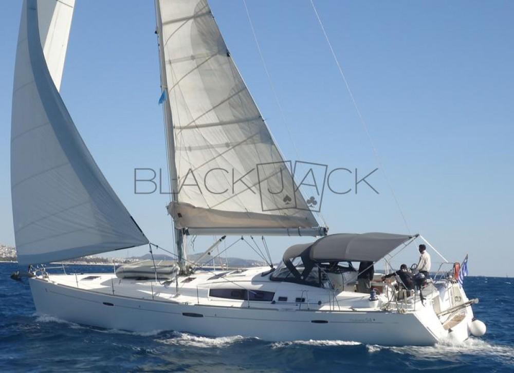 Bootsverleih Peloponnese günstig Oceanis 54 - 4 cab.