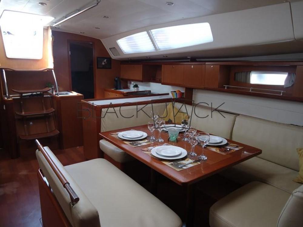 Segelboot mieten in Peloponnese - Bénéteau Oceanis 54 - 4 cab.