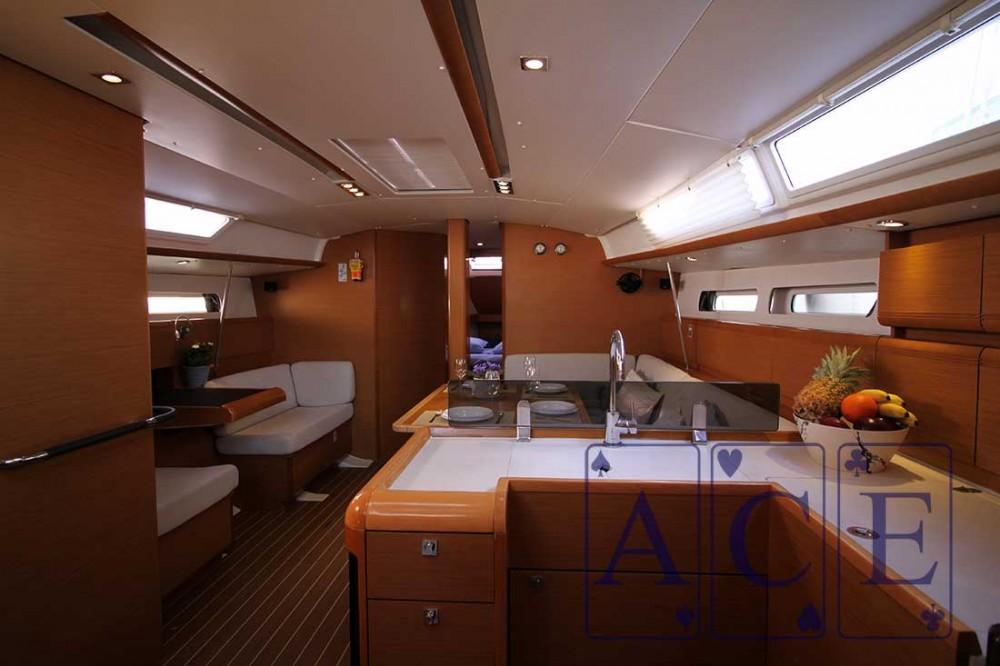 Bootsverleih Jeanneau Sun Odyssey 439 Peloponnese Samboat