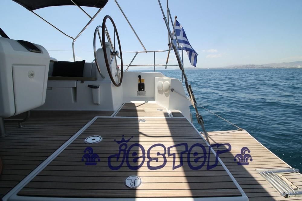 Yacht-Charter in Peloponnese - Jeanneau Sun Odyssey 509 - 5 + 1 cab. auf SamBoat