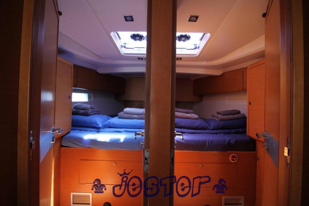 Bootsverleih Jeanneau Sun Odyssey 509 - 5 + 1 cab. Peloponnese Samboat