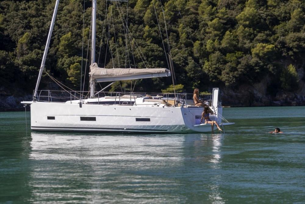 Yacht-Charter in Kroatien - Dufour Dufour 390 GL auf SamBoat