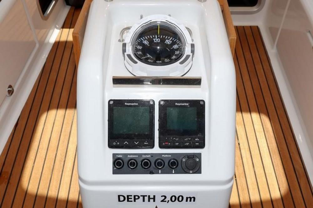 Segelboot mieten in Kroatien - Jeanneau Sun Odyssey 440 - 3 cab.