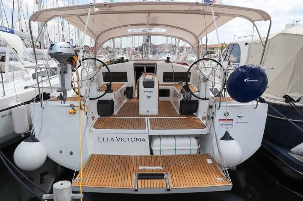 Yacht-Charter in Kroatien - Jeanneau Sun Odyssey 440 - 3 cab. auf SamBoat