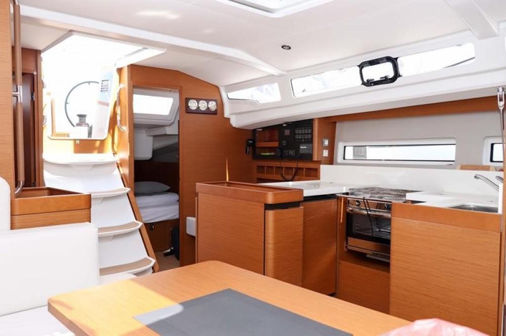 Bootsverleih Jeanneau Sun Odyssey 440 - 3 cab. Kroatien Samboat