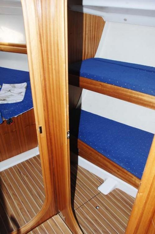 Dufour Gib Sea 43 zwischen Privatpersonen und professionellem Anbieter
