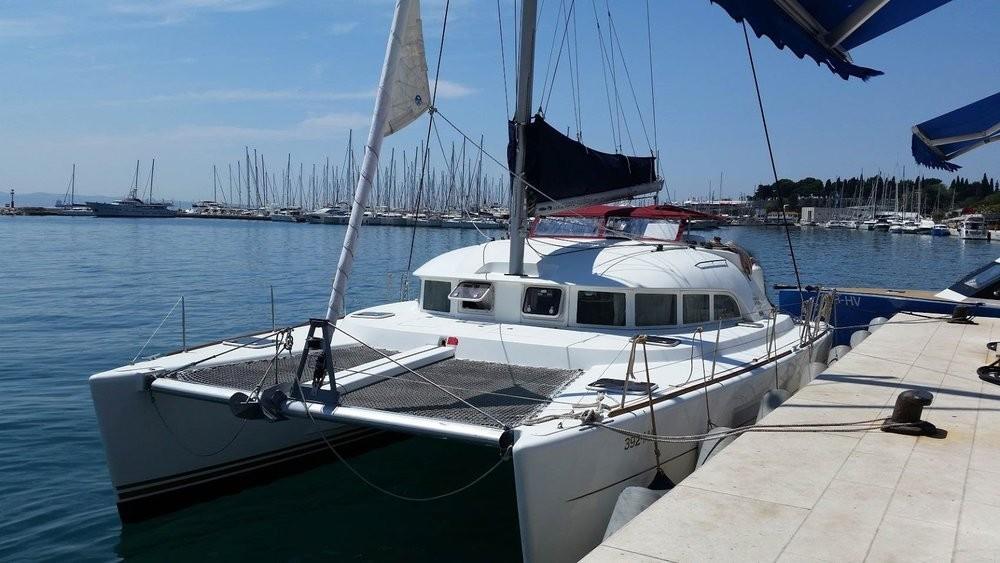 Ein Lagoon Lagoon 380 S2 - 4 + 2 cab. mieten in Split