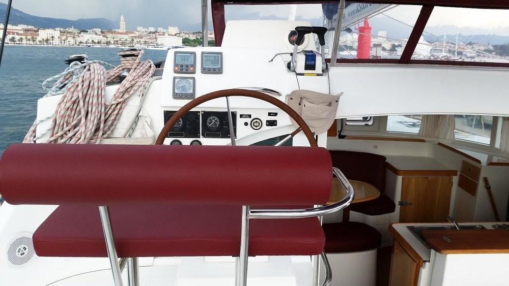 Lagoon Lagoon 380 S2 - 4 + 2 cab. zwischen Privatpersonen und professionellem Anbieter Split