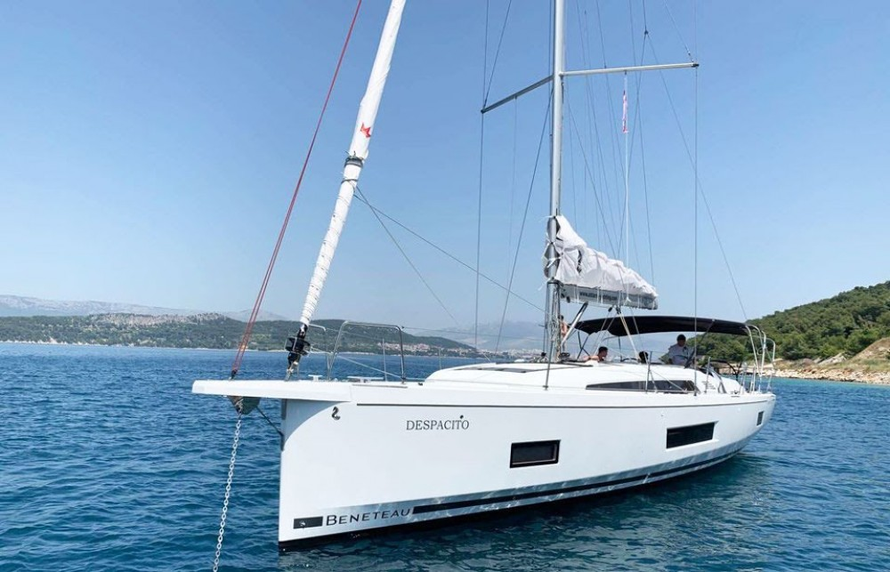 Bootsverleih Split günstig Oceanis 46.1