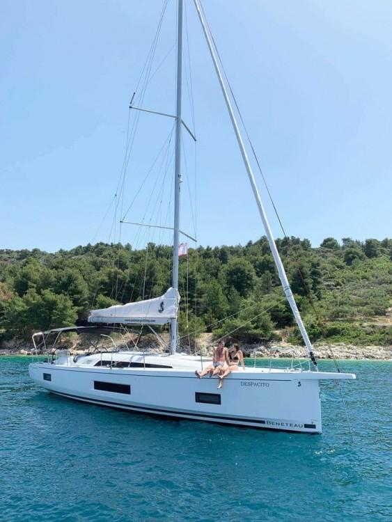 Segelboot mieten in Split - Bénéteau Oceanis 46.1