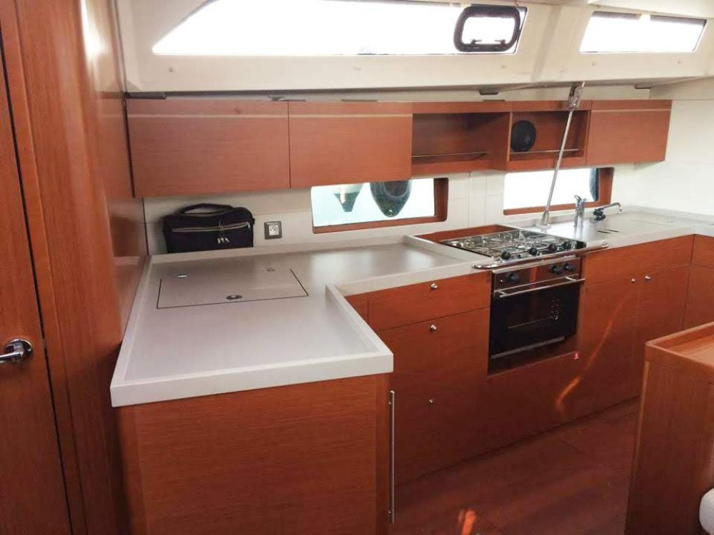 Bootsverleih Bénéteau Oceanis 46.1 Split Samboat