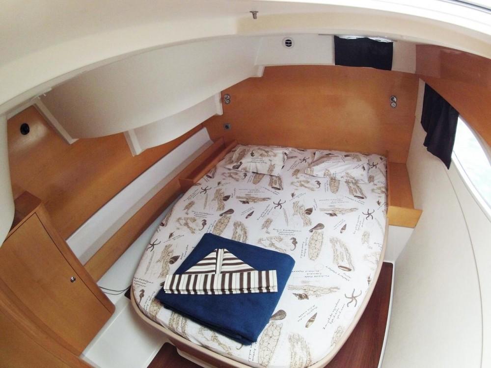 Yacht-Charter in  - Fountaine Pajot Salina 48 auf SamBoat