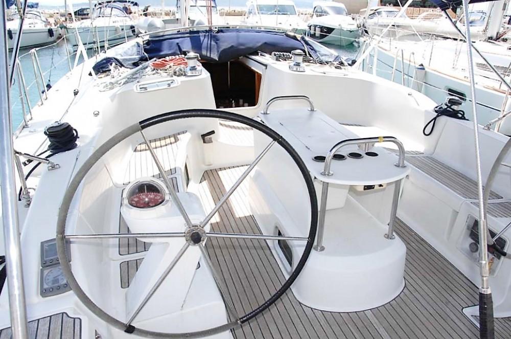 Segelboot mit oder ohne Skipper Jeanneau mieten in Split