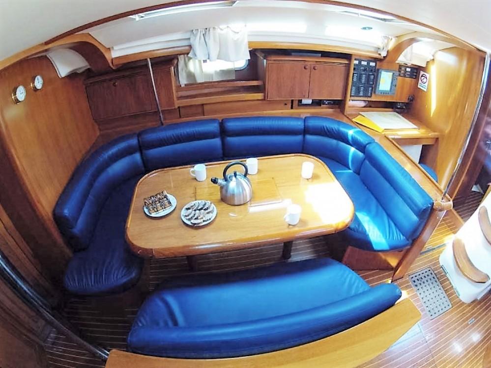 Bootsverleih Split günstig Sun Odyssey 49