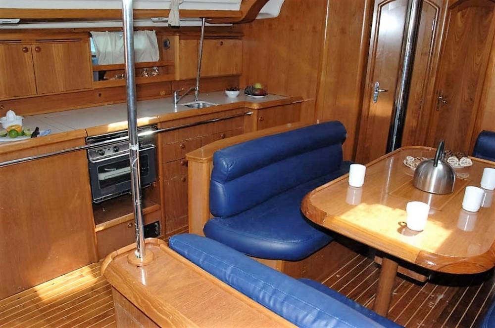 Segelboot mieten in Split - Jeanneau Sun Odyssey 49