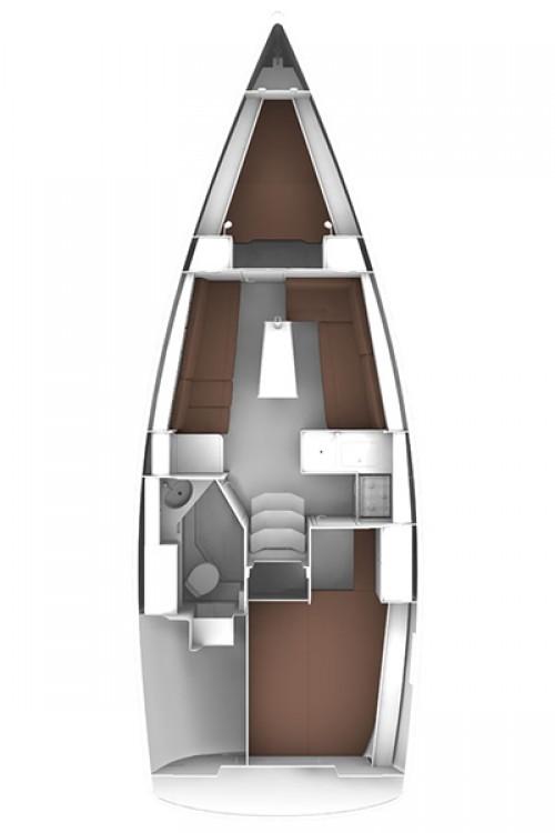 Segelboot mieten in Playa de Palma - Bavaria Cruiser 33