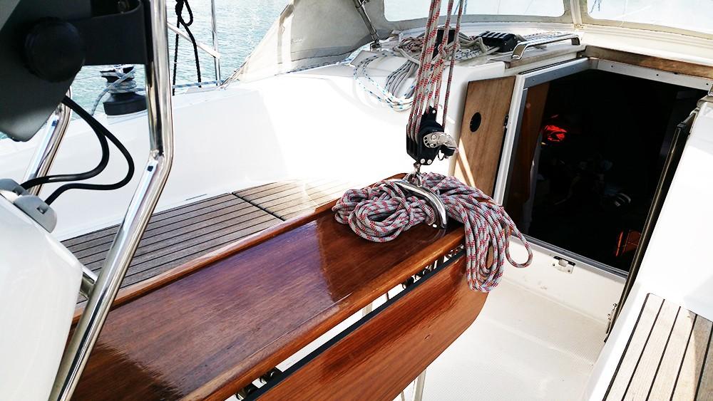 Segelboot mit oder ohne Skipper Bavaria mieten in Playa de Palma