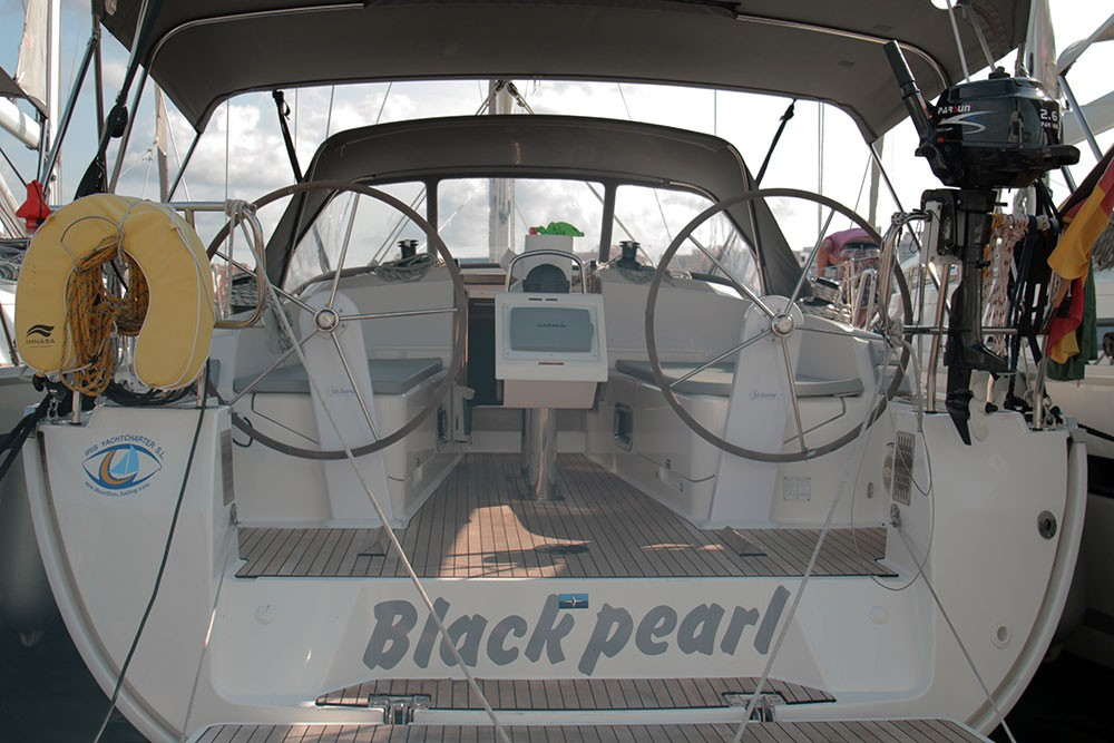 Segelboot mieten in Playa de Palma - Bavaria Cruiser 37