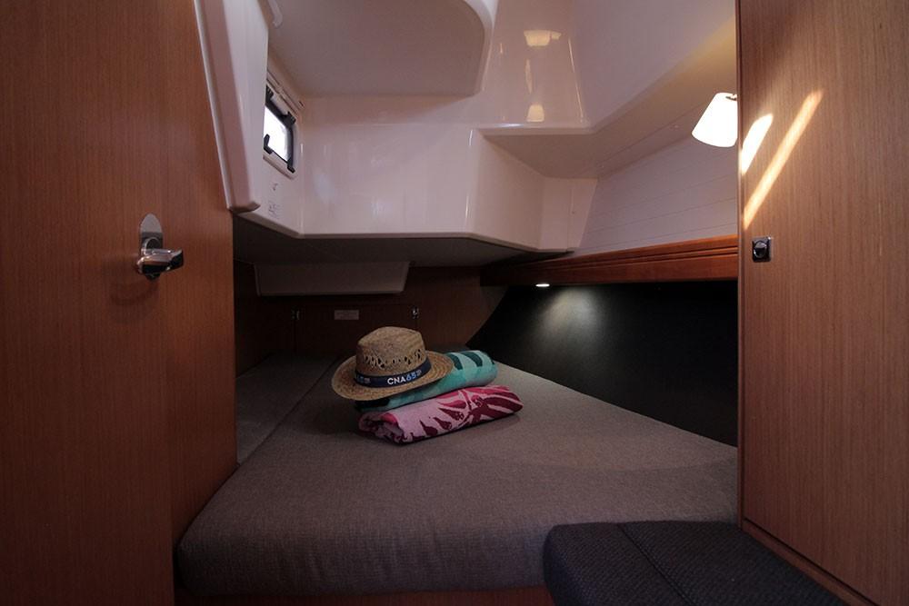 Bavaria Cruiser 37 zwischen Privatpersonen und professionellem Anbieter Playa de Palma